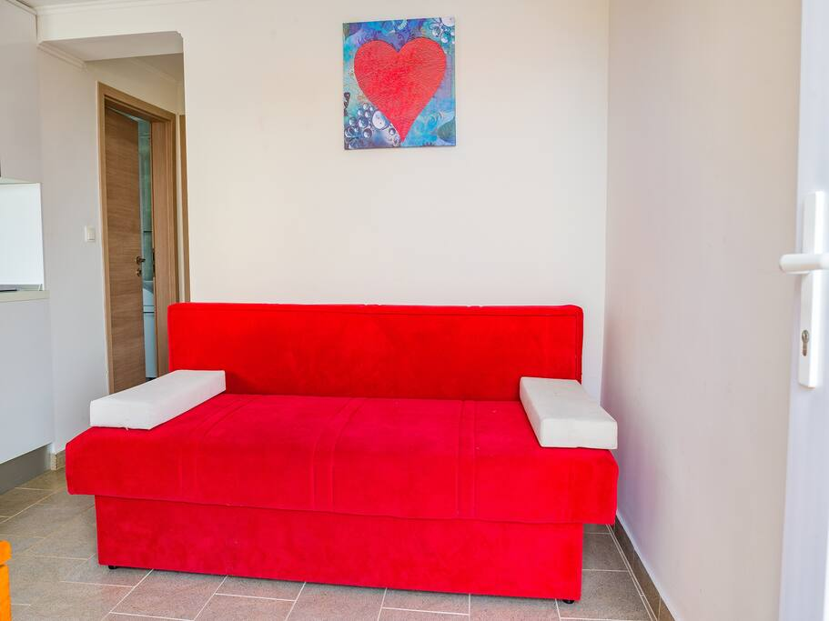 Living area, apr A