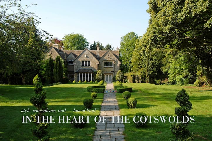 Beautiful Cotswolds Country Home - Long Newnton - Casa