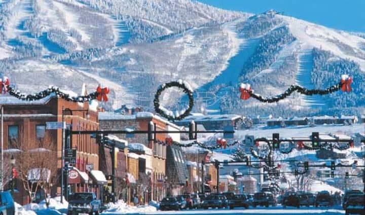 Christmas Week in Steamboat