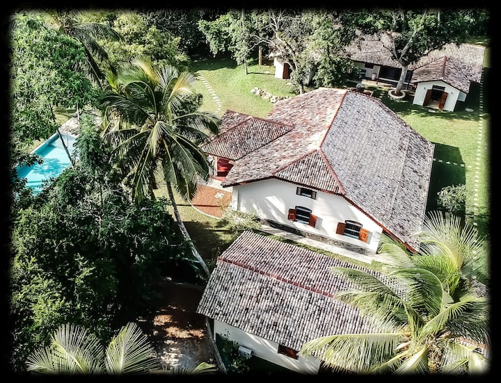 The Mugatiya@Ahangama: Heritage, Nature & Beaches