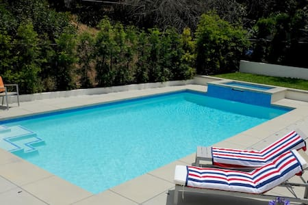 Private Modern Guest House & Pool - Los Angeles - House