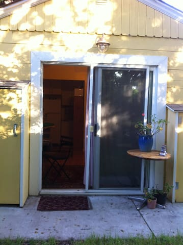 Cozy studio cottage in a park like setting - Palo Alto - In-law