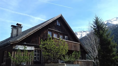 Chalet St Jakob- rustikal, 5pers Appartment