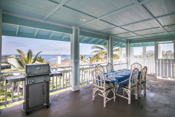 Extraordinary Laie Point Home! Gorgeous Ocean View