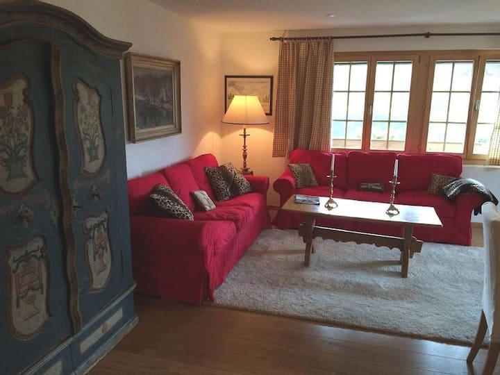Gstaad - Luxury Flat in Saanen