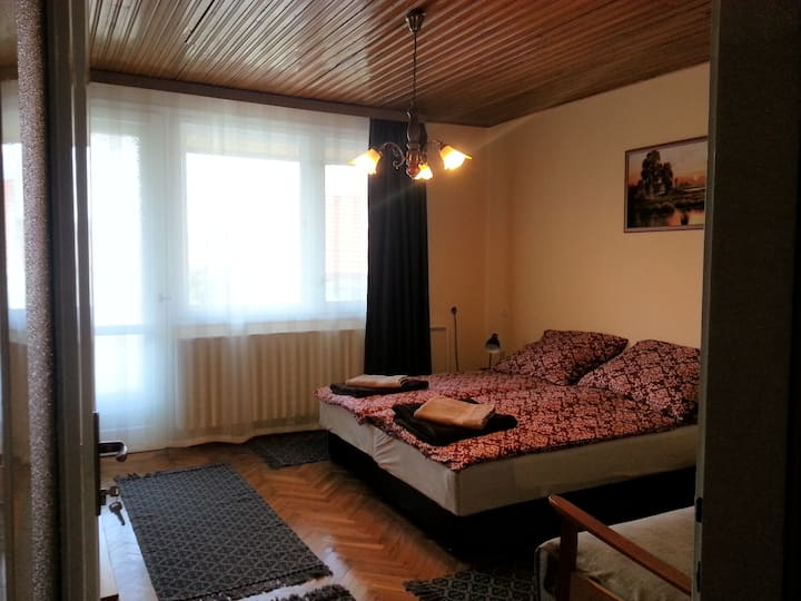 Apartman szállás Orosházán 4 fő részére