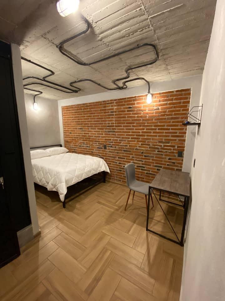 Habitaciones zona céntrica con baño privado NUEVAS