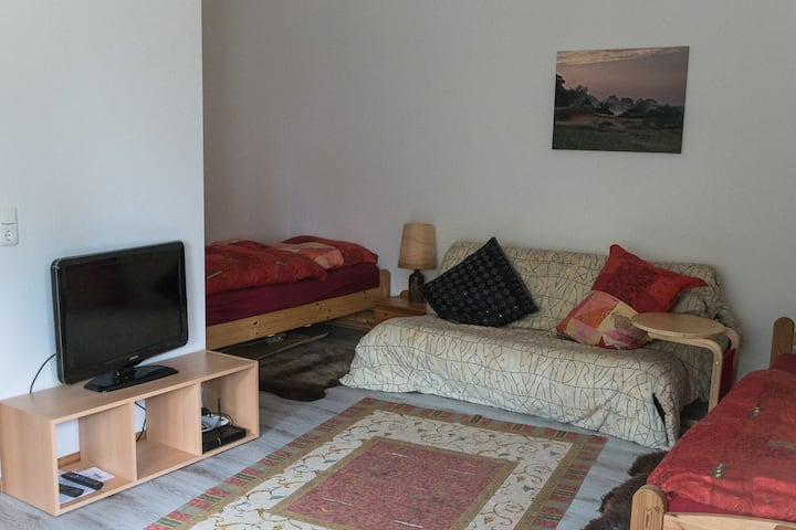 Ground floor apartment, 40 m², for 1 - 2 persons
