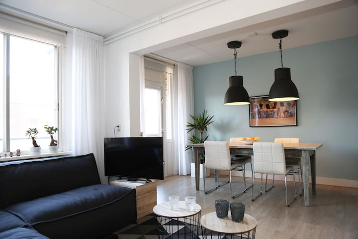 Nice apartment in centre Amsterdam East! - Amsterdam - Appartement
