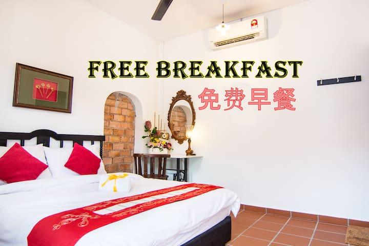 [JONKER] COURTYARD Room + FREE Breakfast