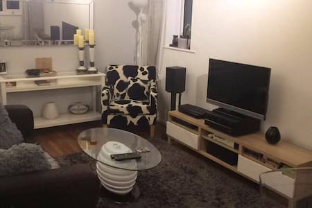 Cosy and quiet room in apt near City Centre & Uni. - Newcastle upon Tyne - Διαμέρισμα