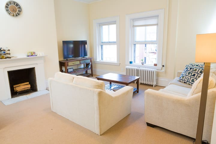 Beautiful Spacious 1BR in Back Bay Marlborough St