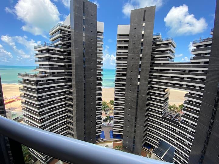 Landscape BEIRA MAR!!melhor localização de Fortz