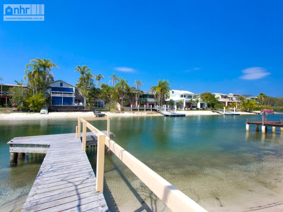 Your private Jetty