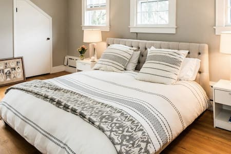 Designer Bedroom, Garrison, New York - Philipstown - Talo