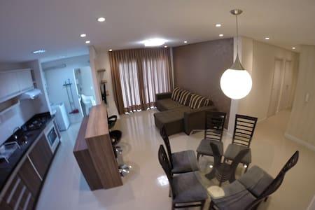 Apartamento na praia de Bombas - Bombinhas - Apartamento