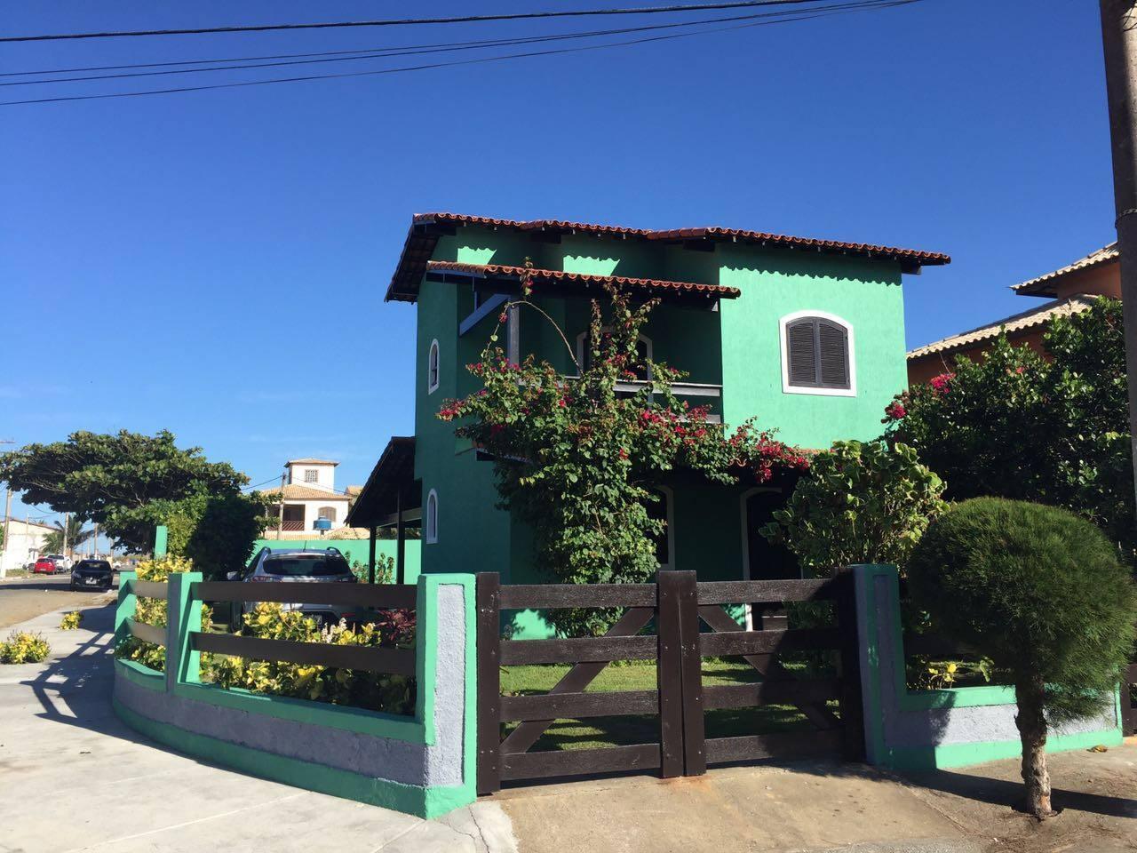Sua casa de praia a 50 mts em Cabo Frio