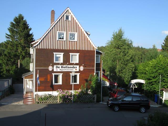 Gruppen-Familienhaus in Braunlage bis 30 Personen - Braunlage - Dom