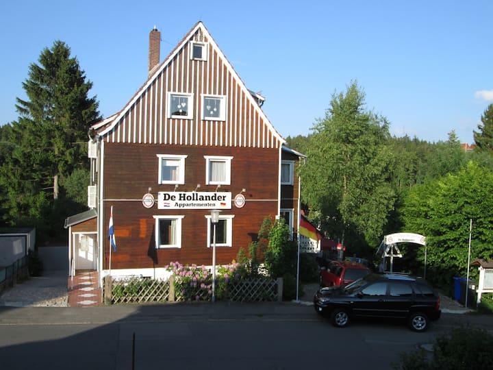 Gruppen-Familienhaus in Braunlage bis 30 Personen