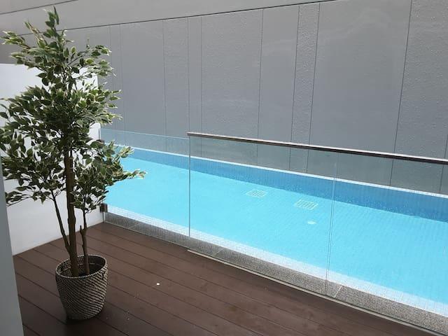 City Fringe - Apartment Suites - Singapore - Flat