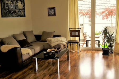 Modern fully furnished apartment. - Thalwil - 아파트