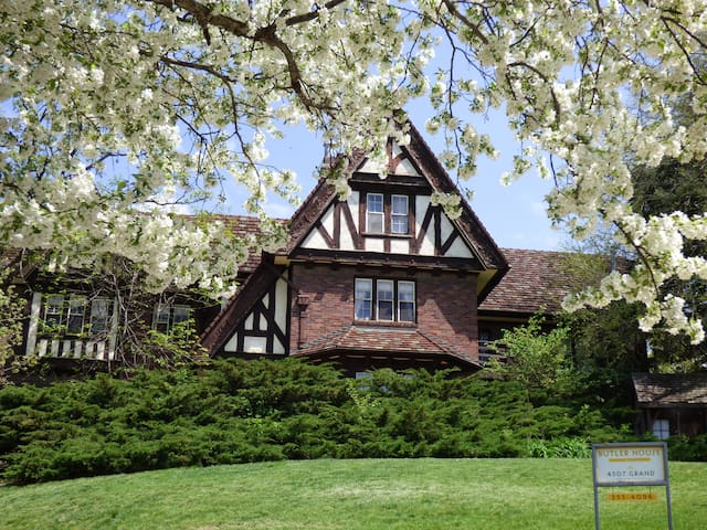 Butler House Dynasty Room