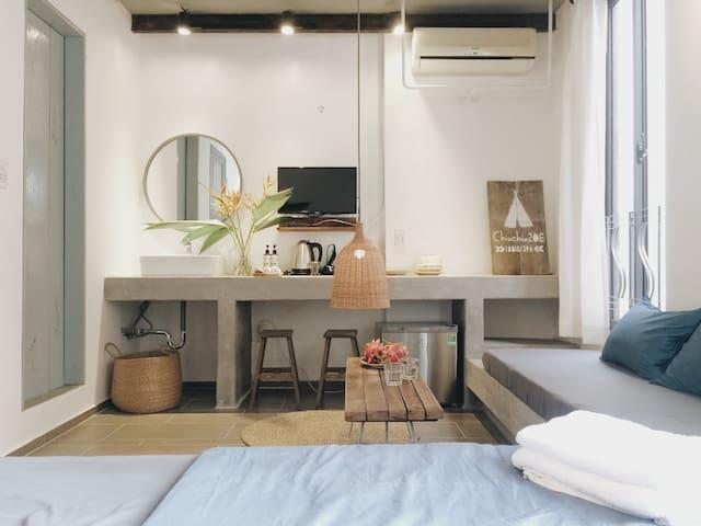 ChiuchiuZOE - Suite Room 2
