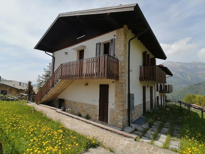 Casa Vacanze Fai Bei Sogni Zambla Alta