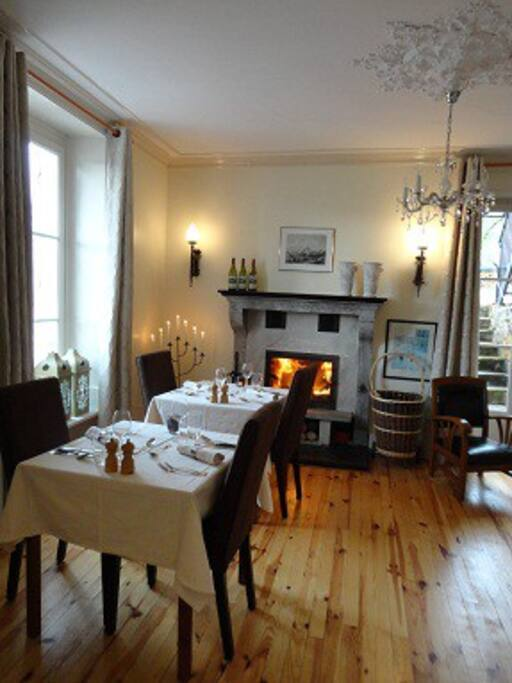 Restaurant Manoir Bonpassage