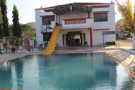 KarjatVilla - Sks Farmhouse in Karjat on Rent - Karjat