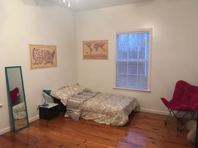 Quiet & Clean room in Starkville/Public transport - Starkville - House