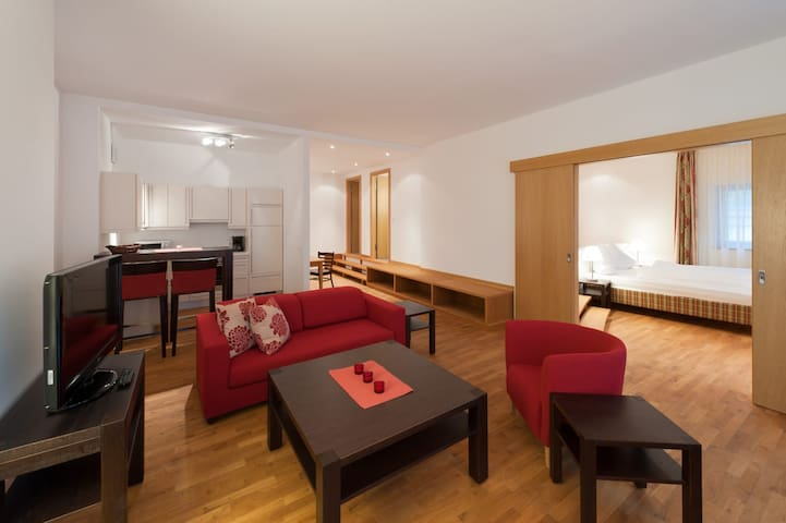 "Residenzen Maximilian  Apartment ""Niedere Munde"" for 2 persons"