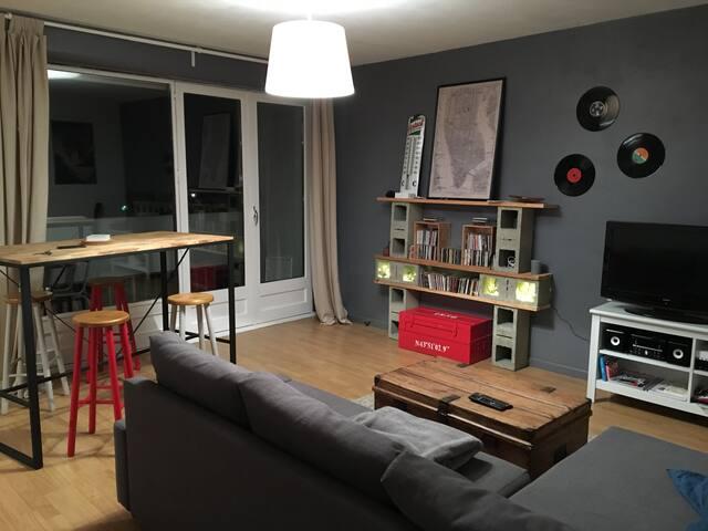 Appartement avec vue sur Marmande - Marmande - Apartamento