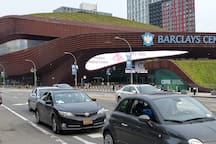 Barclays Center (1 block away)