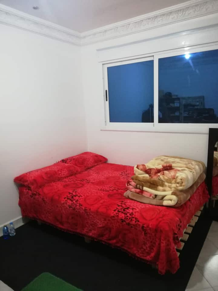 Cosy Room in Quiet Neighborhood in Martil, Tetouan