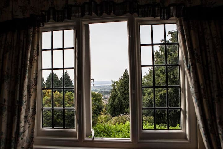 The Room With a View - Gloucestershire