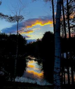Smokey Pines Camp - Epsom - Cabin