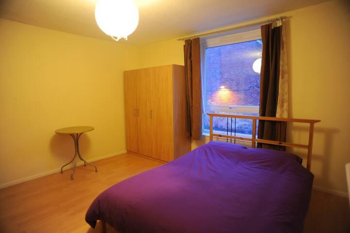 Double room near tube 3mins walk161 - Lontoo