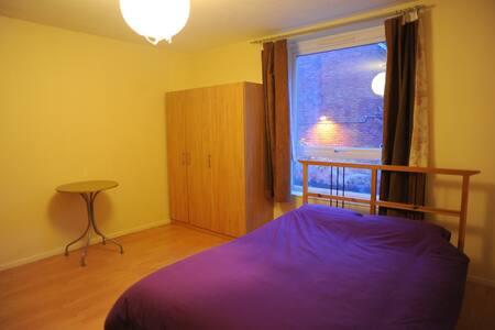 Double room near tube 3mins walk161 - Lontoo - Talo