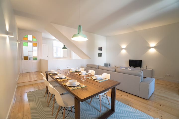Liiiving in Porto | Foz Garden Apartment