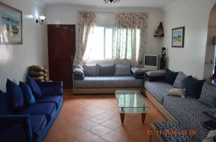 Appartement calme dans une résidence à Sidi Bouzid