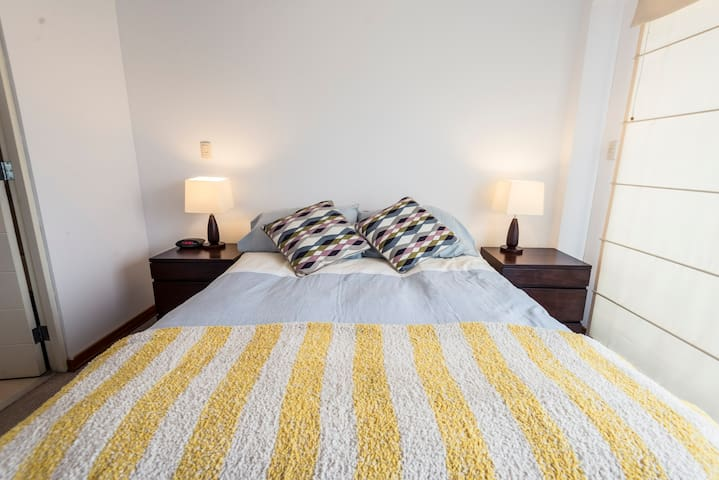 """""""Martin made us feel very welcome to Lima by preparing the apartment very well and making it feel very homely.""""    Alister Dec. '15"""
