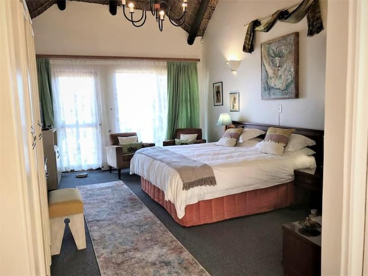 Cycads on Sea Guest House: Khoisan Room