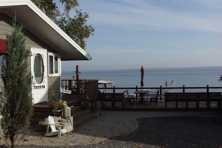 """Journey's End on Seneca Lake"" - Penn Yan - Ferienunterkunft"