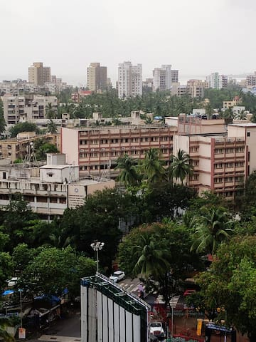Andheri skyline along with view