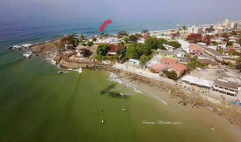 Quarto p/ 1-2 pessoas  Beira Mar  Pico de Matinhos