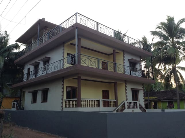 LUSAND VILLA - Goa - Huis