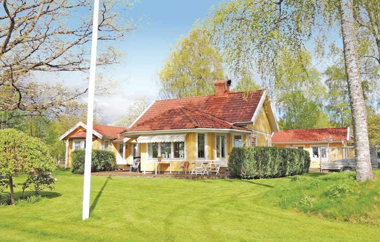 Holiday cottage with 1 bedroom on 130m² in Nässjö