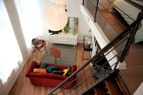 50m2 of charm in the heart of Douai