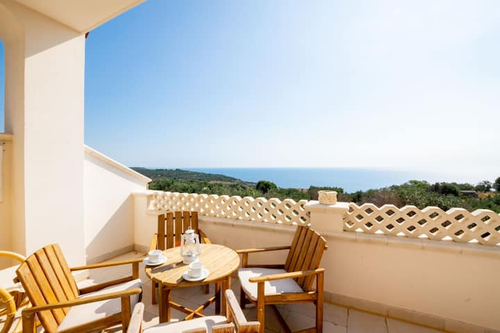 Finisterrae B&B - Aspro - Apartment SeaView